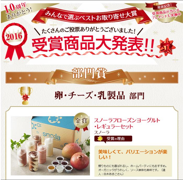 金賞2016700